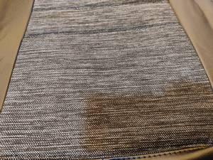 Bilde av Setetrekk i skinn og stoff Transporter T6 T6.1 1+2