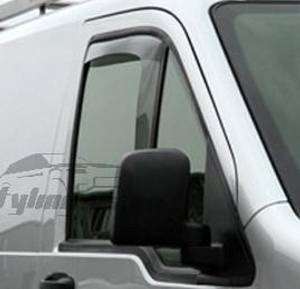 Bilde av Ford Connect 2002-2013 Vindavvisere 2 stk.In-Chann